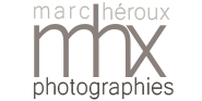 Marc Heroux Photographies Logo